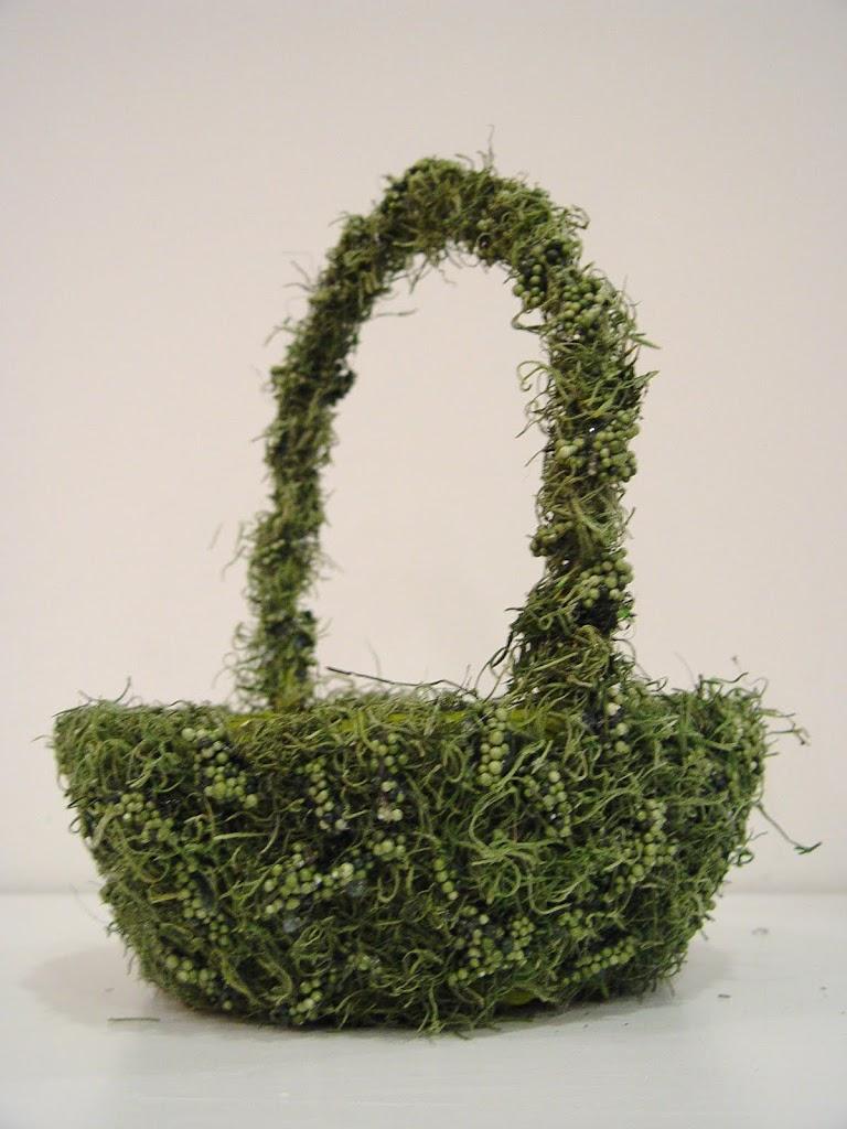 Natural Easter Baskets