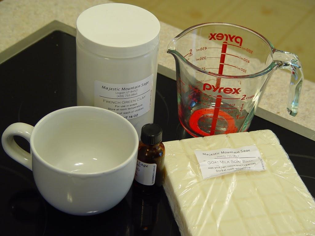 shaving soap mug