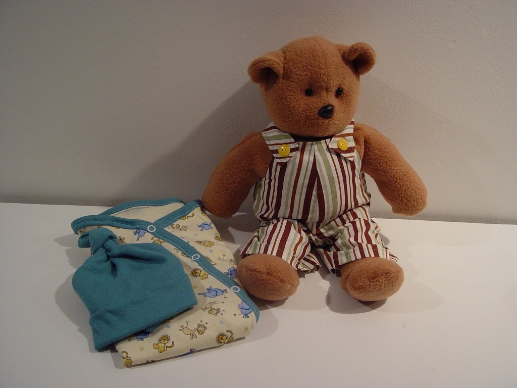 Baby Gifts and More Fabric