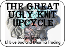 The Great Ugly Knit Upcycle