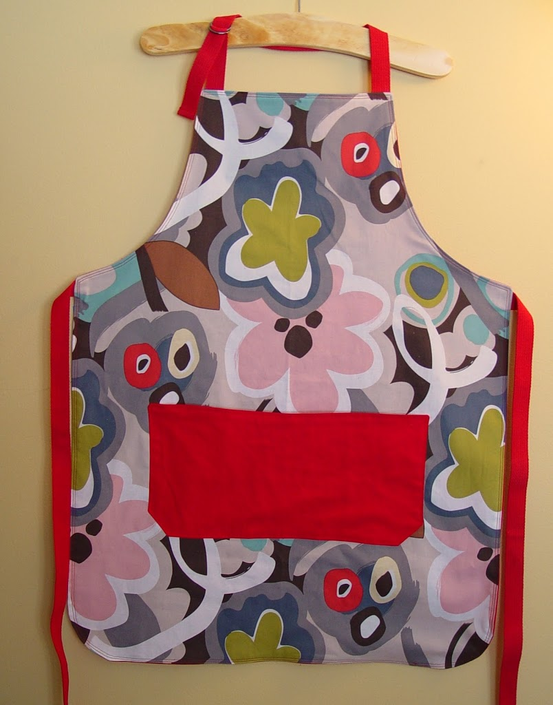 Joy of Life apron