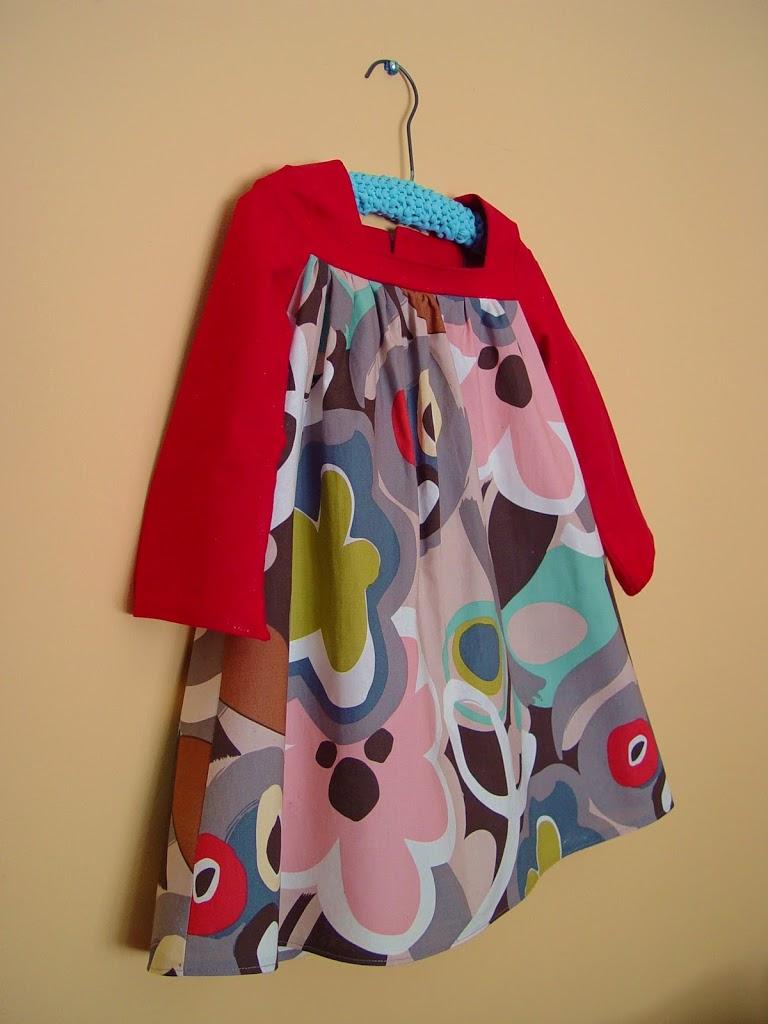 The Parisan Dress