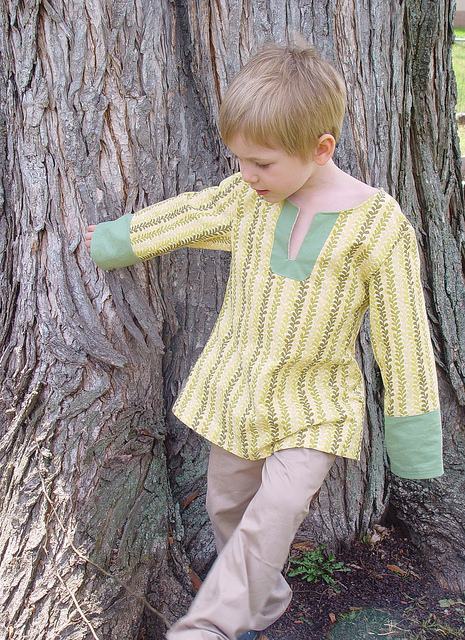 An Easter Tunic