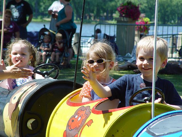 Riverfest Fun