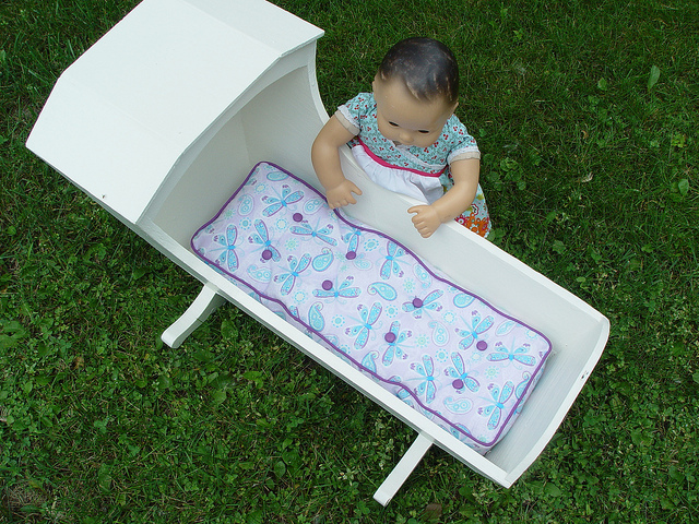 Doll Mattress (Any Size)