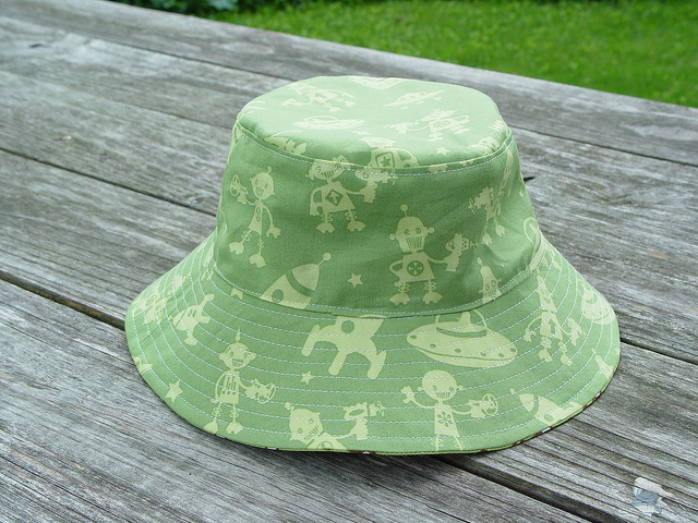 Another bucket hat