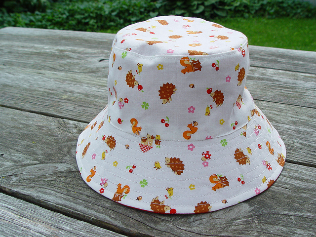 A hat for Gwyneth