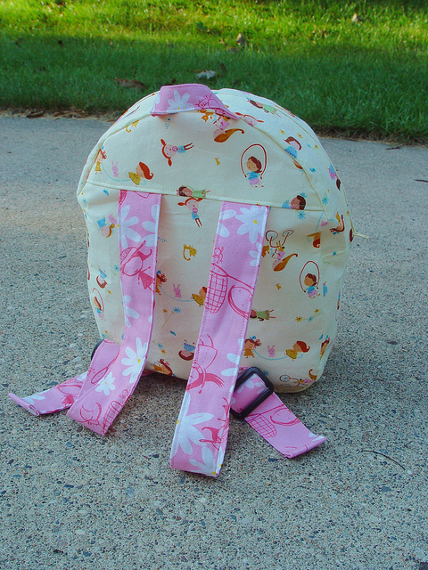 Perfect Little Girl Backpack