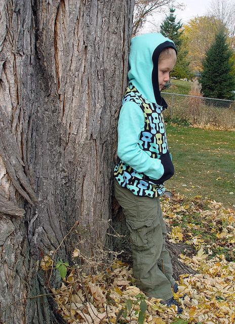 groovy hoodie