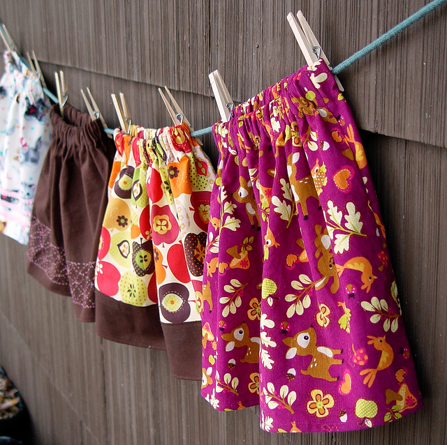 Easy-Peasy Skirts – Punkin Patterns