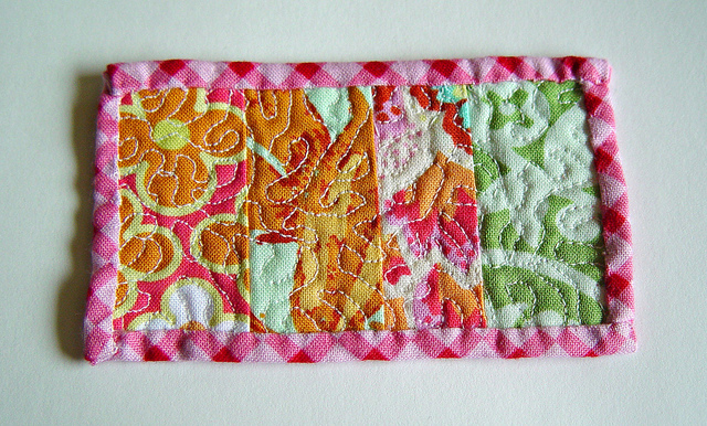 A Teeny Tiny Quilt