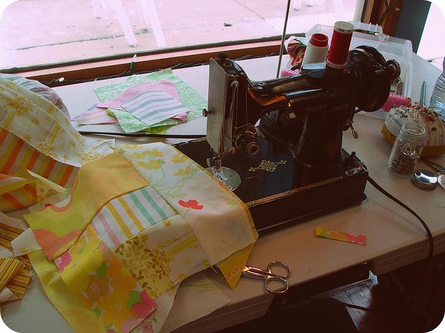 Sew-in
