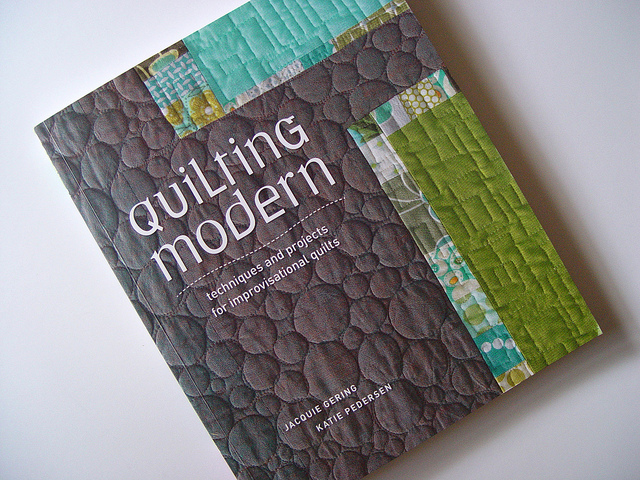 Quilting with Liberty and Jacquie Gering