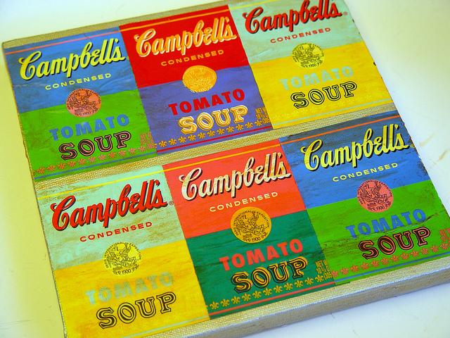 soup label art