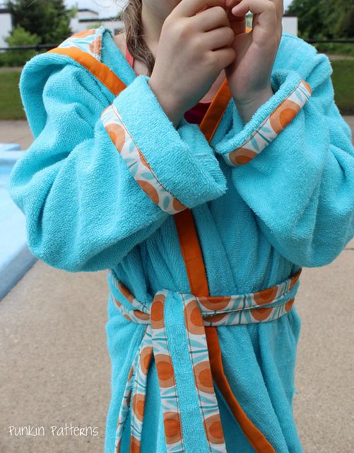 beach robe