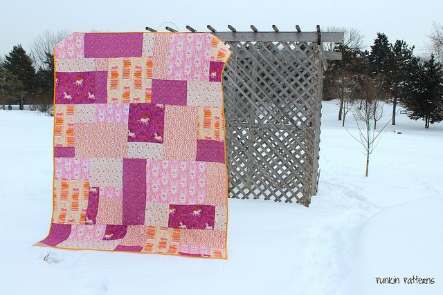 Gwyneth's quilt