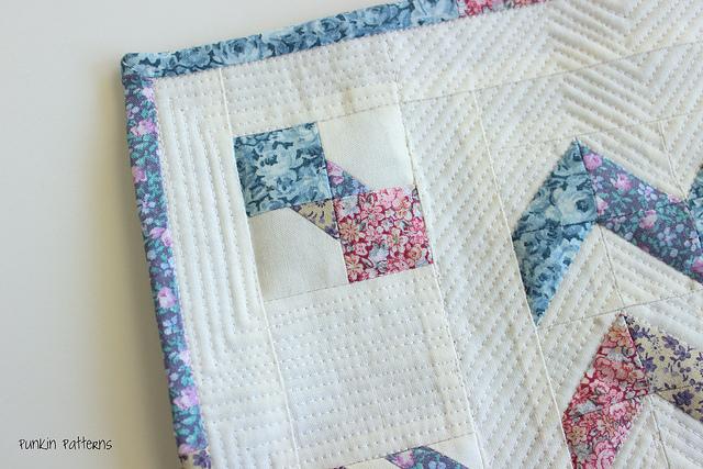 mini sampler quilt