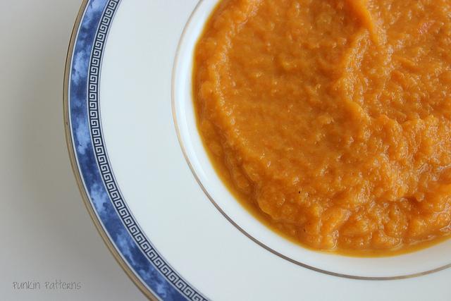 carrot yam soup