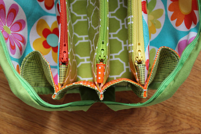 sew together bag teacher gift