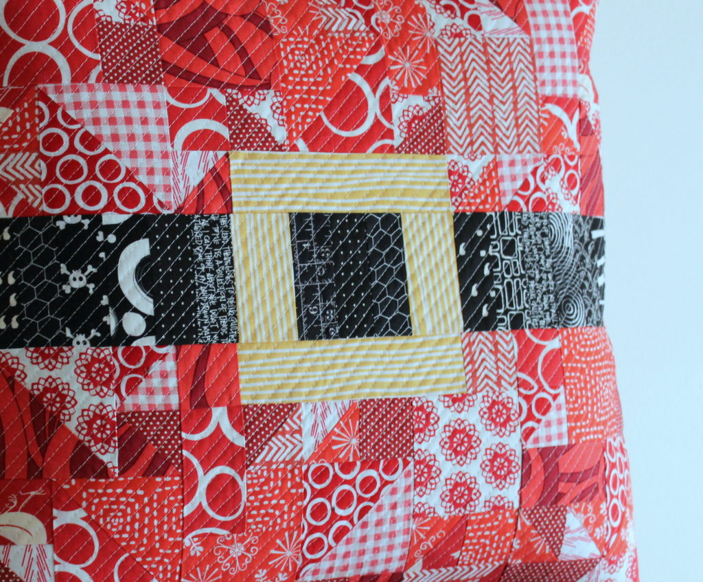 Modern Merry Christmas Pillow – Punkin Patterns