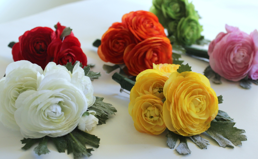 Pretty corsages