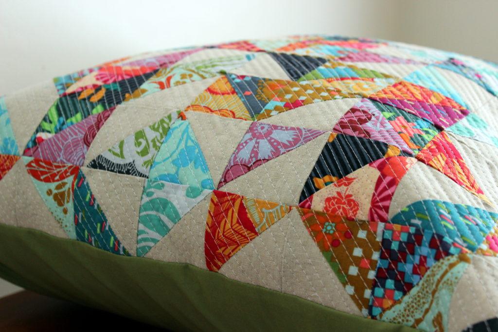 AMH Scrap Pillow