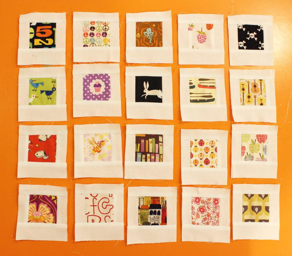 Polaroid Blocks