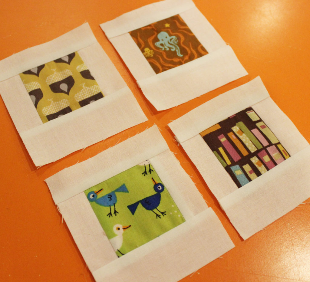 Polaroid Blocks