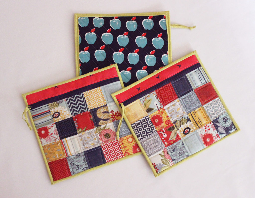 Simple Zipper Bags