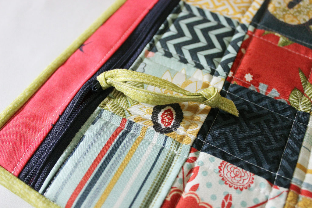 Simple Zipper Bag