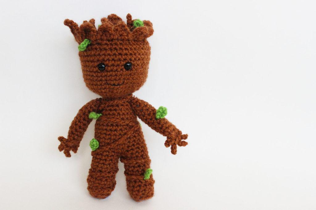 Double Crochet In Adjustable Ring