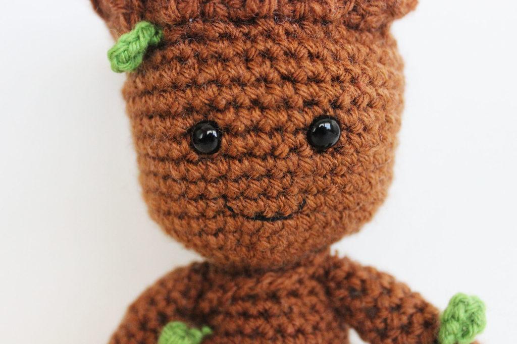 Baby Groot Amigurumi tutorial (DIY) - YouTube | 682x1024